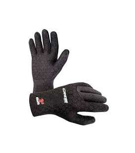 GUANTES CRESSI ULTRA STRETCH BLACKLITE 2.5MM