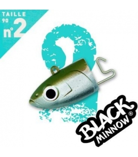 CABEZA OFF SHORE BLACK MINNOW FIIISH 90 Nº2