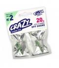CRAZY SAND EEL CABEZAS Nº2 20GRS
