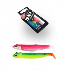 BLACK MINNOW DOBLE COMBO Nº1 70