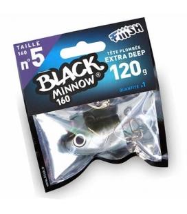 BLACK MINNOW CABEZA Nº5 120GRS