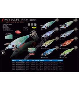 DTD WOUND FISH  2.5 DENTEX