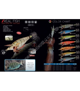 DTD REAL FISH 2.5 SARGO