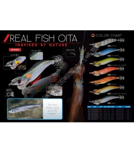DTD REAL FISH OITA  2.5 SMELT