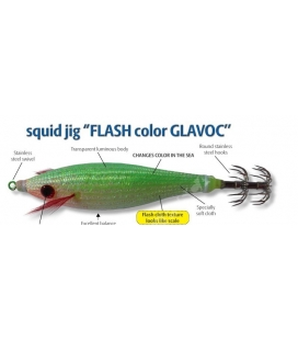 DTD FLASH COLOR GLAVOC 2.5 GREEN