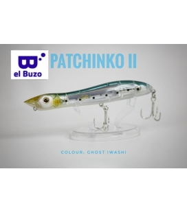 PATCHINKO  100 GHOST IWASI