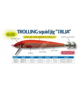 TRLJA TROLING SQUID JIG DTD