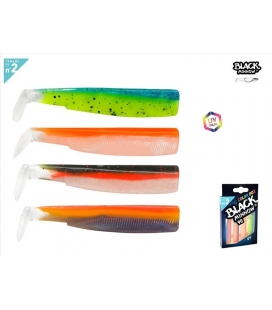 COLOR BOX BLACK MINNOW Nº:2