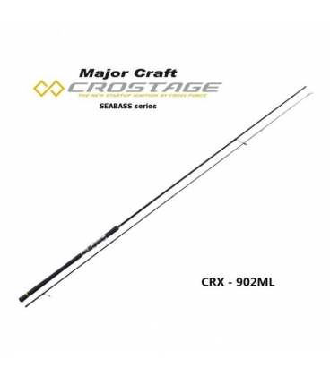 MAJOR CRAFT CROSTAGE CRX902ML  9´10-30GR