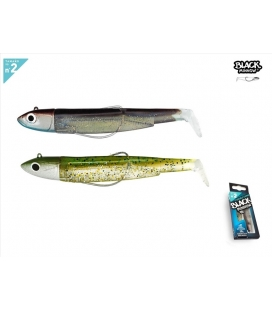 BLACK MINNOW DOBLE COMBO Nº2