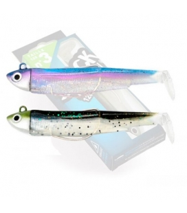 DOBLE COMBO BLACK MINNOW Nº3